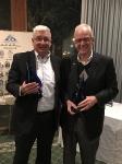 Honorees Terry Meier & Paul Schwerling