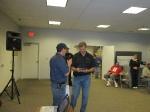 President's Volunteer Award recipient Dana Dondanville